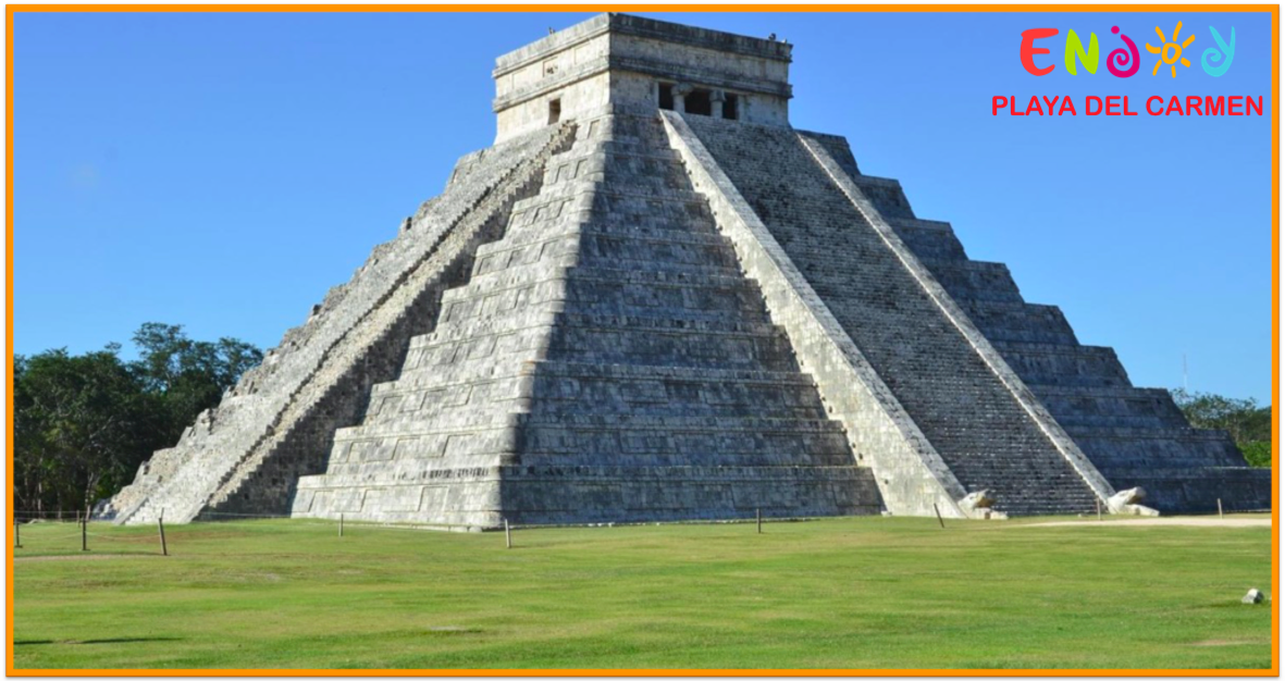Chichen Itza Tours - Playa del Carmen ENJOY - Mayan Ruin