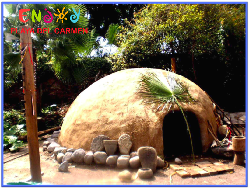Temazcal - Playa del Carmen ENJOY