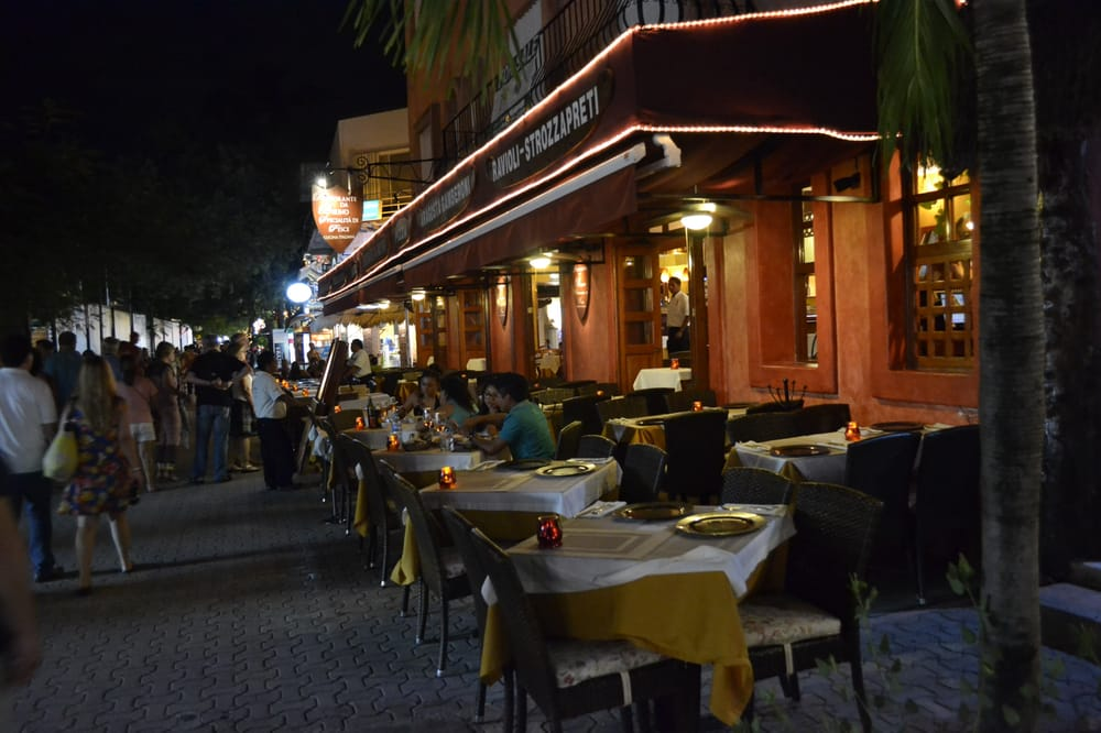Ristorante da Bruno- Playa del Carmen ENJOY